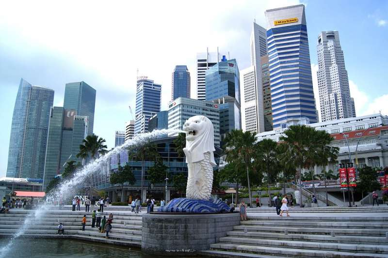 東南亞國家紛紛制定禁塑政策,但東協目前僅提出非強制性的倡議,而新加坡尚在規劃長期減塑政策。(示意圖/12019@pixabay)