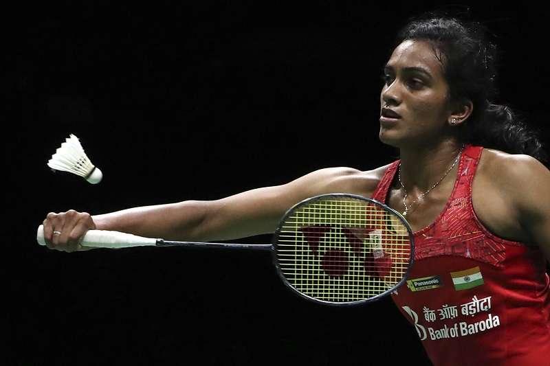 印度女單好手辛度被視為印度女單奪牌的最大希望。 (美聯社)