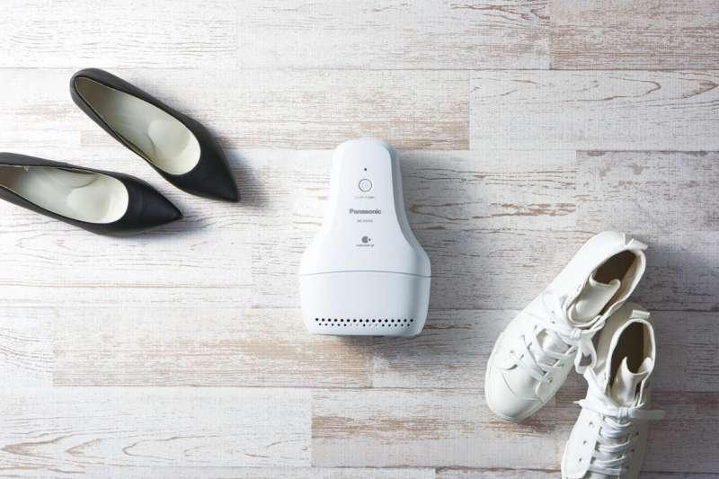 Panasonic 預計 9/20 於日本推出鞋子除臭機。(圖/翻攝自 Panasonic,智慧機器人網提供)
