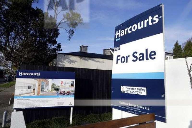 紐西蘭祭出新政,打擊高房價。(AP)