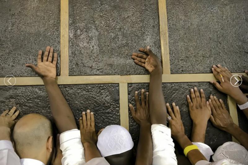 伊斯蘭教「朝覲」(AP)
