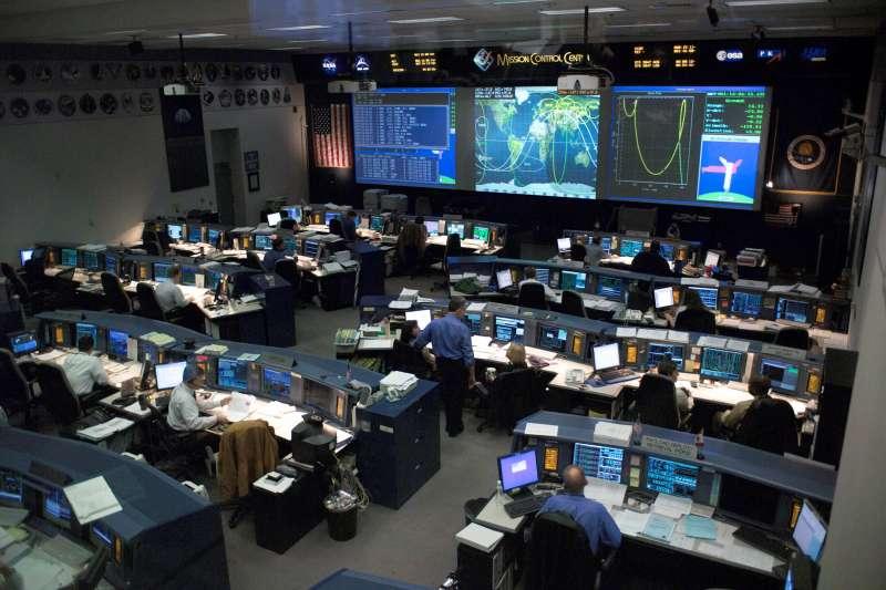 休士頓時間19日上午,總統蔡英文將赴NASA詹森太空中心,參訪控制中心及太空訓練站,這也是歷任台灣總統中,首度參訪美國官方機構。(Wikipedia / Public Domain)