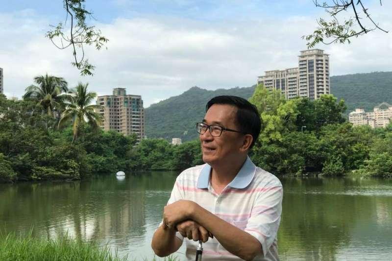 前總統陳水扁今(31)日在「新勇哥物語」臉書質疑檢察官陳瑞仁是「政治檢察官」。(資料照,翻攝台灣勇哥粉絲團)