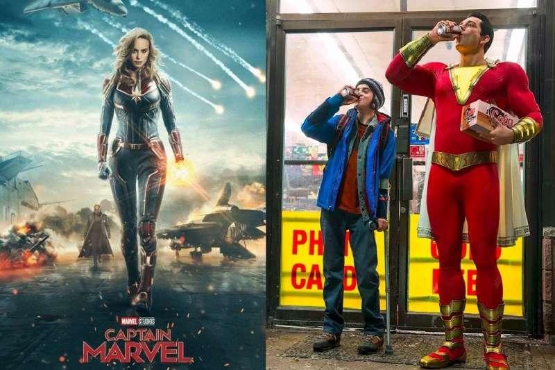 2019年的電影十分令人期待,包括《復仇者4》《驚奇隊長》都在今年重磅登場!(圖/FrikiMagazine@facebook、IMBD官網)