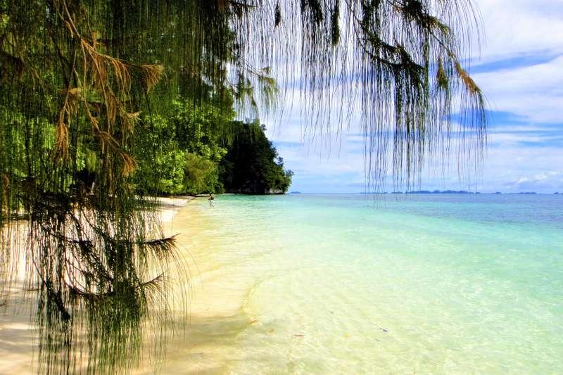 中國去年底禁旅行社出團到帛琉後,帛琉觀光客銳減。但總統雷蒙傑索說,這只加深他們追求重質不重量政策的決心。(圖/Matt Kieffer@flickr)