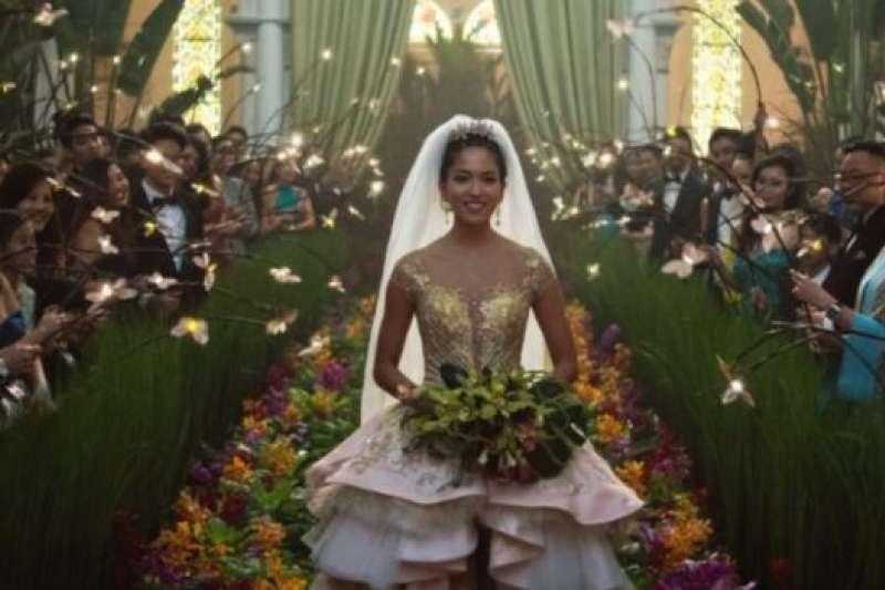這部好萊塢電影成功為不同角色構建鮮明的形象,亞裔不再是看上去都一模一樣。(BBC中文網)
