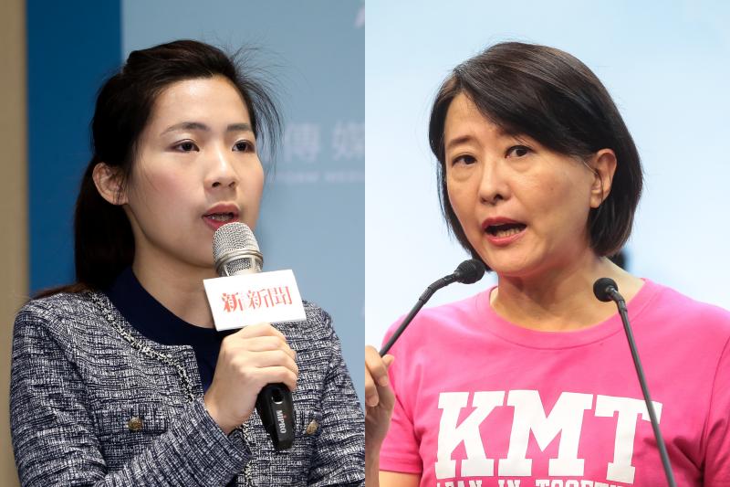 國民黨北市議員參選人爆內戰 徐巧芯、王鴻薇臉書互嗆-風傳媒