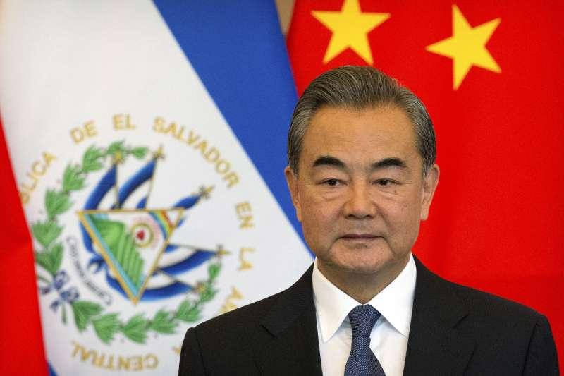 台薩斷交:中國外長王毅稱,在中美洲多了一帶一路新夥伴(AP)