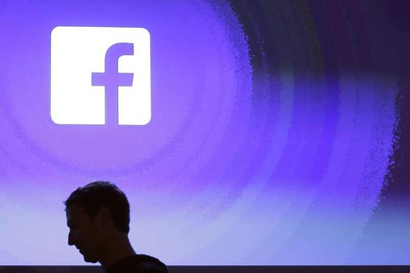 臉書23日發佈報告,他們關閉了652個散佈假新聞的帳號與粉絲專頁。(AP)