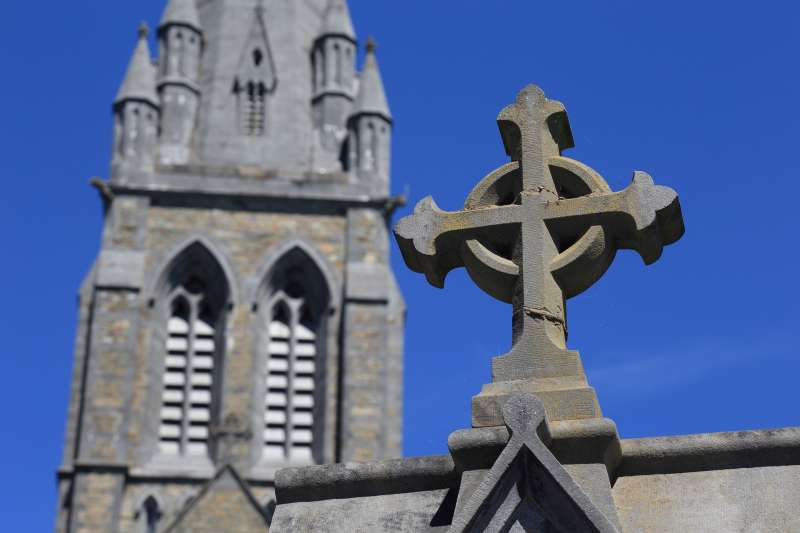 愛爾蘭天主教會被踢爆長期包庇神父性侵兒童的獸行(取自Pixabay)