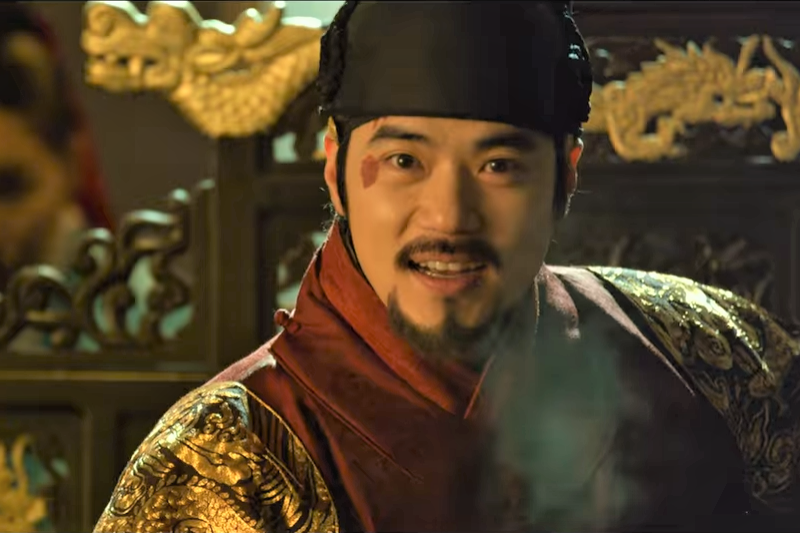 不管在韓國或中國歷史都會出現暴君,在韓國的歷史中這位荒淫的君王—燕山君,他到底有多少不為人知的故事值得去發掘?(圖/ 롯데엔터테인먼트@youtube)