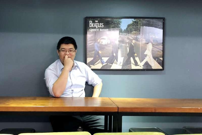 柯文哲競選辦公室的文宣部主任邱昱凱認為,群眾募資還有「傳遞價值」的意味存在。(圖/數位時代)