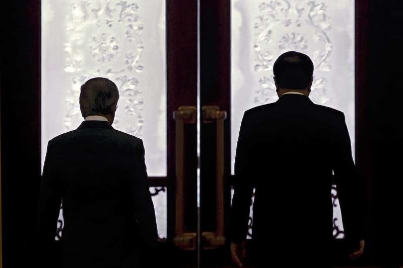 馬來西亞總理馬哈地8月17日起展開為期5天4夜的中國訪問行程,20日他與中國國家總理李克強見面。(美聯社)