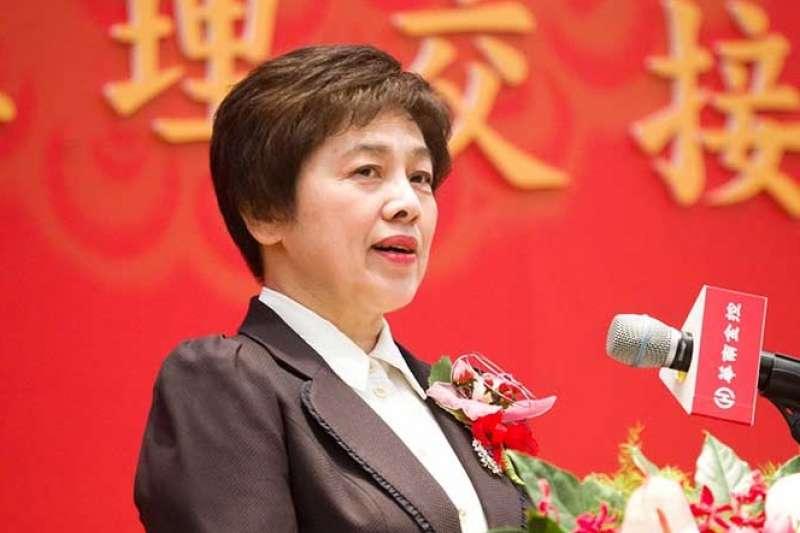 羅寶珠原是華南金總稽核,後來被提拔為金控總經理。(新新聞資料照)