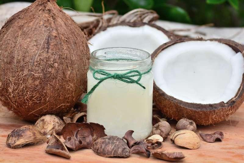 椰子油真的有毒嗎?(圖/pixabay)