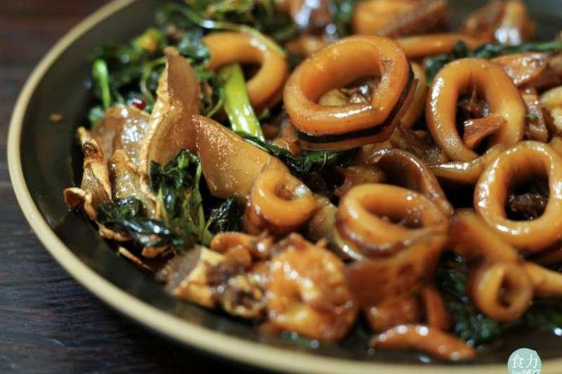 熱炒是台灣很重要的美食文化,熱炒店遍佈全台,各式鹹香辛辣的料理,飽了脾胃,也撫慰每個疲憊了一天的心靈。(圖/食力foodNEXT)