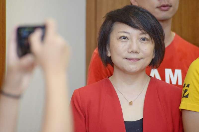 「大安區,我準備好了!」 范雲宣布參選2020立委-風傳媒