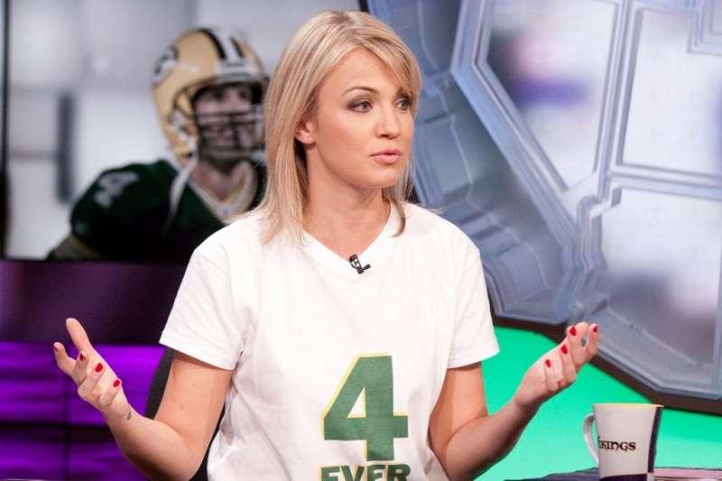 ESPN知名NFL主播批評聯盟正在邊緣化女性以及有色人種,因此將不再關注NFL以及NCAA美式足球的比賽。 (圖/取自Awful Announcing網站)