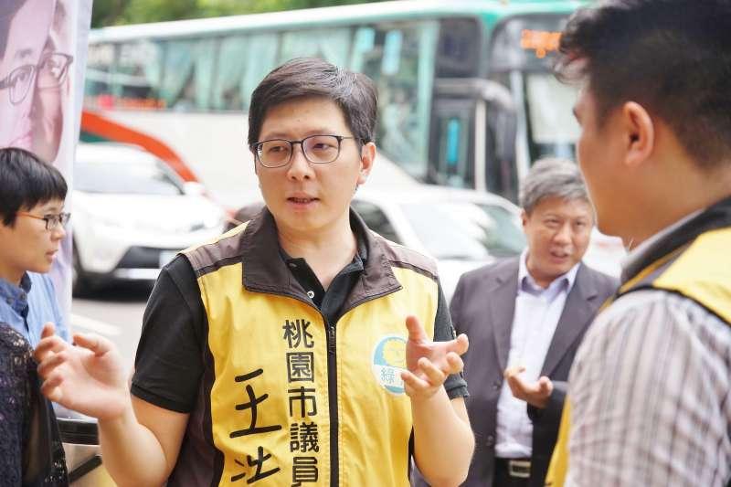 諷陳學聖沒存在感、吳志揚「政三代」 王浩宇:藍再推不適當人選,我就選立委-風傳媒