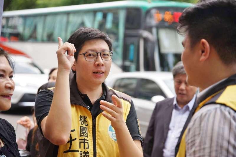 被爆在中壢有違建農舍 「反韓大將」王浩宇:是我國外求學時家裡蓋的-風傳媒