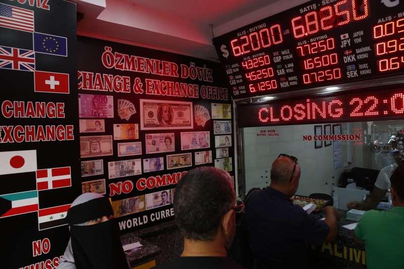 土耳其經濟(AP)