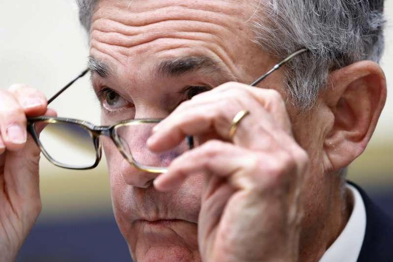 美國聯邦準備理事會(Fed)主席鮑威爾(Jerome Powell)(AP)