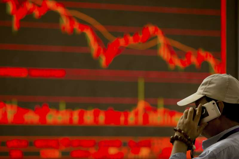 1997年亞洲金融危機對東亞國家及亞洲意識的崛起有很大的影響。(美聯社)