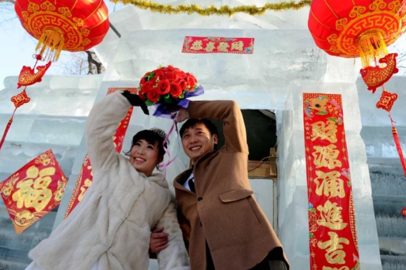 中國擬設離婚冷靜期。有民眾表示,「結婚才需要吧」(新華社)
