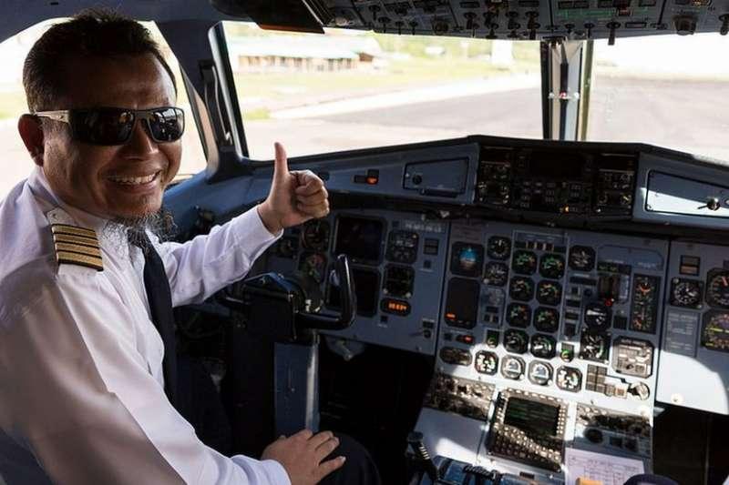 中國、東南亞及印度將需要大量商業民航飛行員。(圖/BBC中文網)