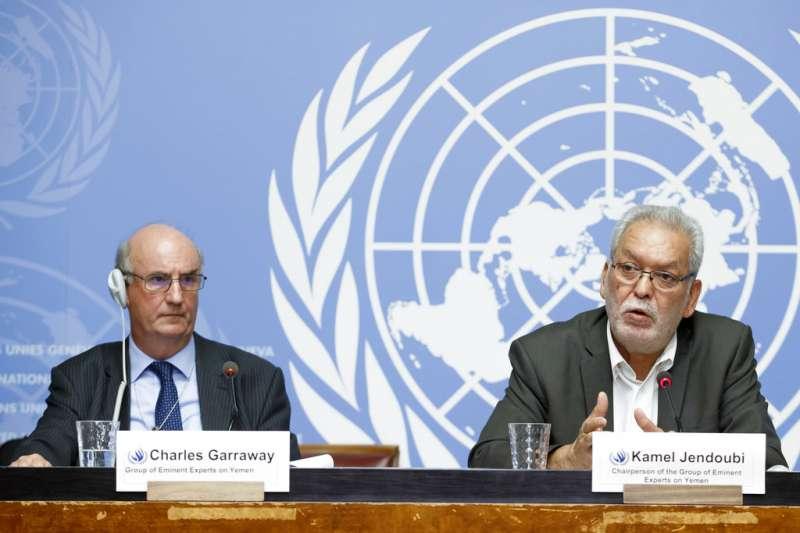 聯合國報告:葉門內戰參戰方皆涉嫌犯下戰爭罪(AP)