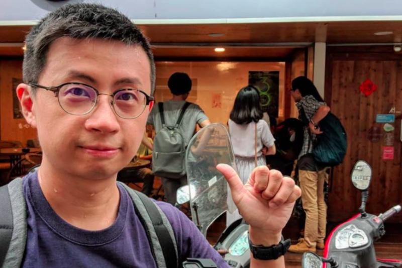 YouTuber呱吉正式登記參選市議員,全台灣都想問的是,「他有機會可以當選嗎」?(圖/呱吉Facebook,數位時代提供)