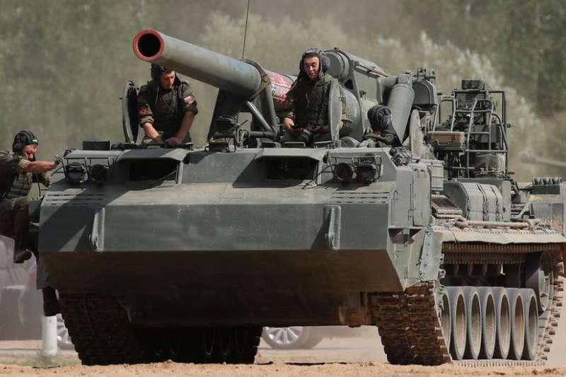 軍隊現代化是普京的首要任務之一(BBC中文網)