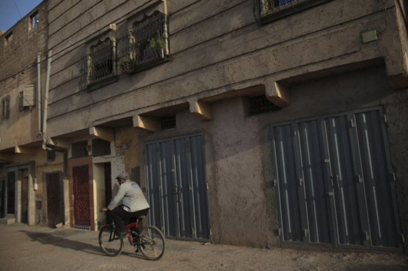 遭虐待、強姦摩洛哥少女居住的小鎮(AP)