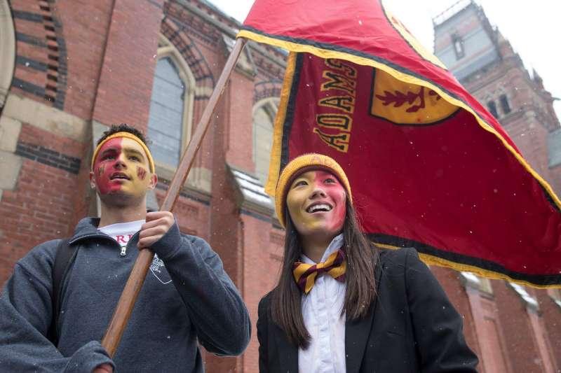 哈佛大學校園一景。(翻攝自哈佛大學官方臉書)