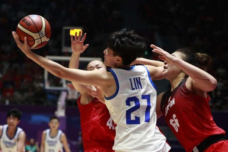 中華女籃在東京奧運女籃亞洲預選賽以1勝2敗的成績作收,無緣進軍東京奧運,但駐馬辦事處也設宴慰勞中華女籃,感謝選手的辛苦付出。 (美聯社)