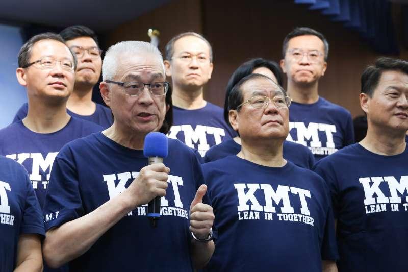 國民黨台東縣爆分裂危機  吳敦義:鄺麗貞登記可能是被偽造-風傳媒