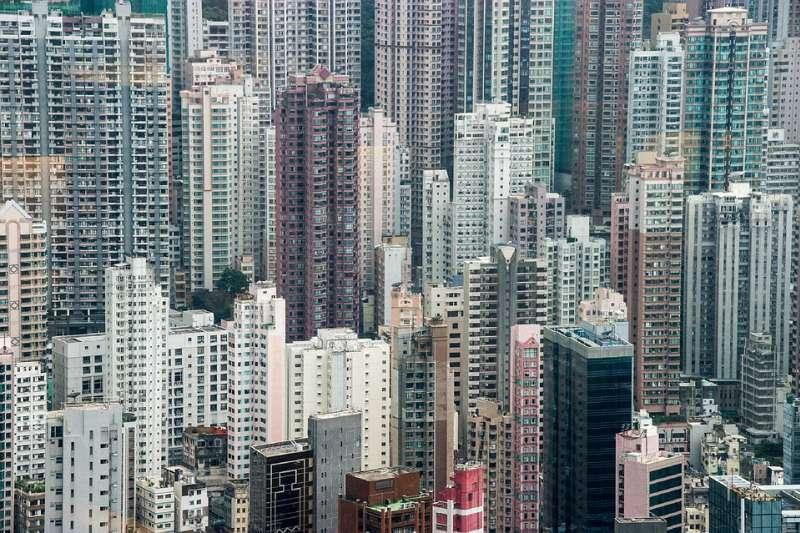 香港住宅(取自skeeze@pixabay/CC0)