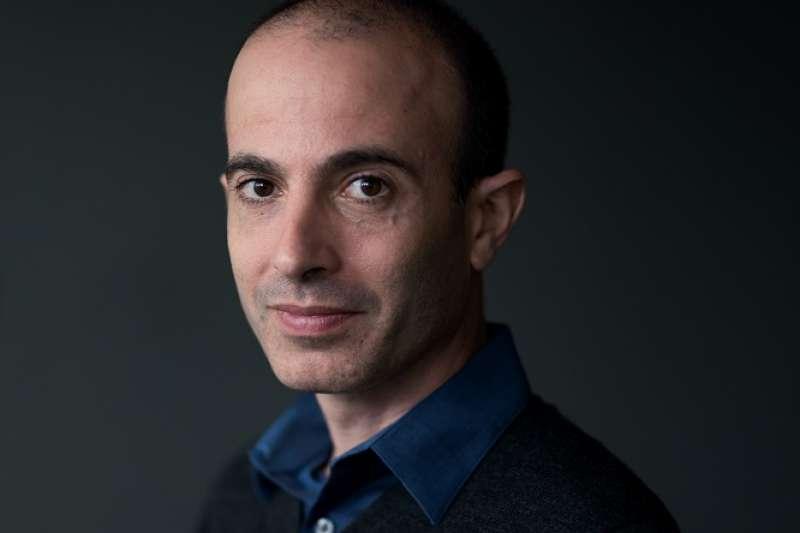 20180903-耶路撒冷希伯來大學歷史系教授哈拉瑞(Yuval Noah Harari)。(天下文化提供)