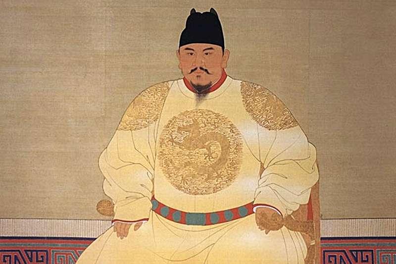 殺伐果決無情的朱元璋,在民生問題上,始終是柔情溫馨的一面。(圖/維基百科)