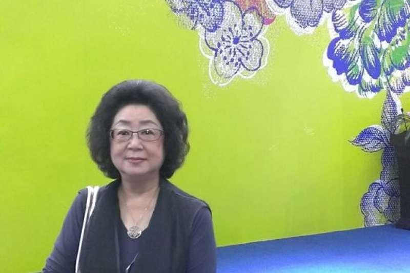 針對高雄市教育局長范巽綠將接任教育部政務次長,全國教師工會總聯合會表示,她是可以進行專業對話的政務官。(資料照,取自范巽綠臉書)