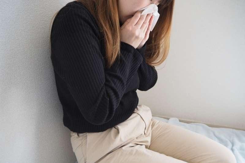 深受鼻過敏困擾,也會有這些狀況。(示意圖/photoAC)