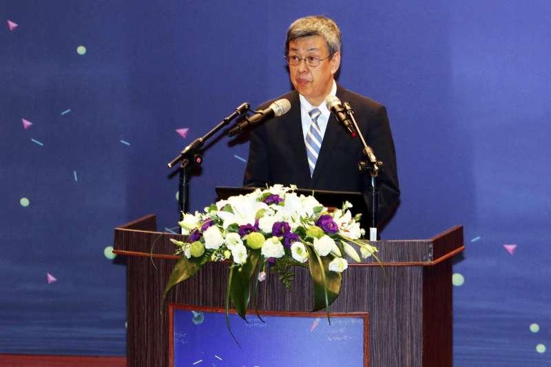 20180905-副總統陳建仁出席「2018亞太科學中心協會年會開幕式」。(蘇仲泓攝)