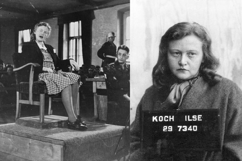 為何一名紅色的長髮、白皙的臉龐,並帶著無辜的眼神的女子,會因一批藝術品被指控為殘害猶太人的兇手呢?(圖/維基百科)