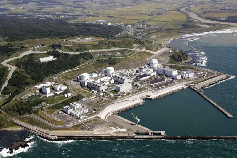 北海道的核電廠:泊核能發電廠,並未在這次地震中受到傷害。(美聯社)