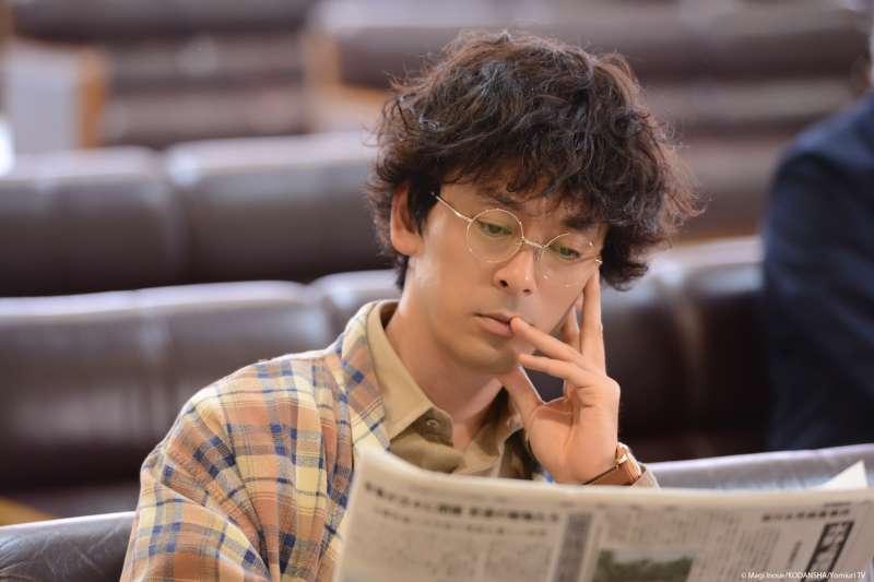 推理日劇《神速偵探》整部劇裡,沒有任何人被殺死,這堪稱是偵探推理劇界的奇耙。(圖/KKTV提供)