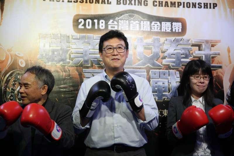 在「台北市民眾最不希望哪位參選人當選台北市長」中,民進黨台北市長參選人姚文智27.3%為首。(資料照,姚文智辦公室)