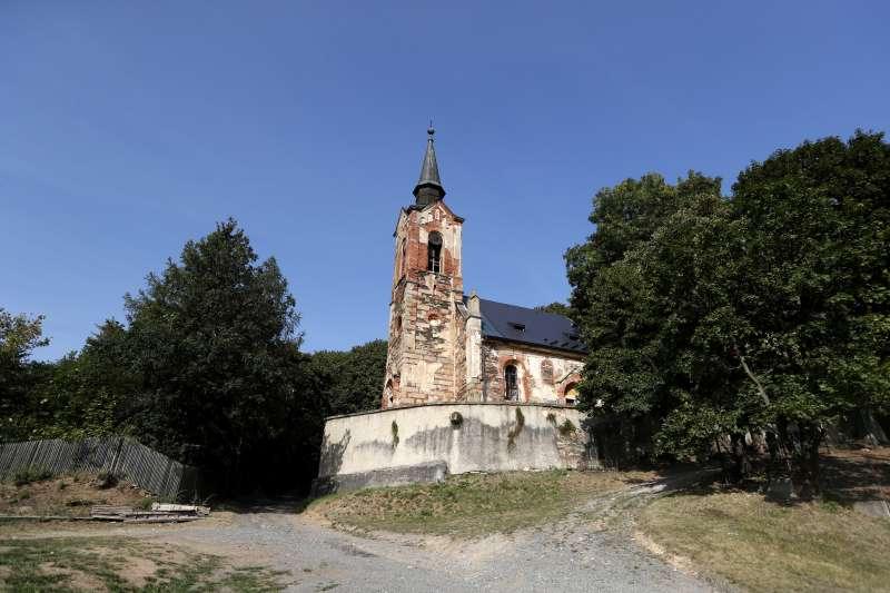 捷克鬼教堂(AP)