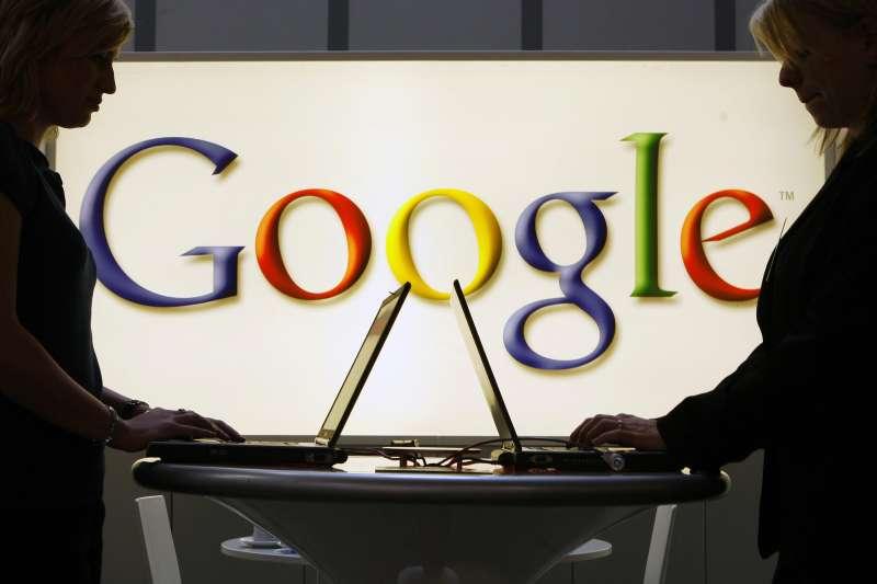 谷歌(Google)推出谷歌新聞媒介計畫。(美聯社)