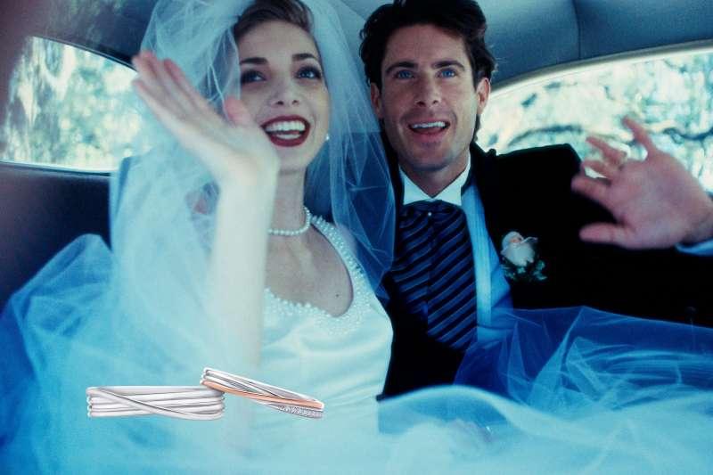 圖二、AMC 成為眾多網友願意主動推薦分享的全球十大婚戒品牌(圖/AMC 鑽石婚戒)