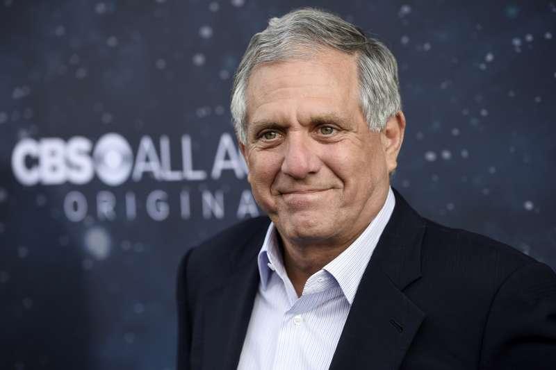 美國哥倫比亞廣播公司(CBS)執行長孟維斯(Leslie Moonves)遭6名女性指控性騷擾。(美聯社)